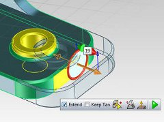 Direkte 3D Modellierung mit PTC Creo Elements/Direct Modeling (ehemals CoCreate SolidDesigner)
